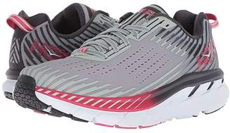 Hoka One One Clifton 5 (Alloy/Metal) Women's Running Shoes