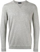 Laneus plain sweatshirt - men - Silk/Cashmere - 52