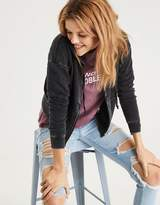 American Eagle Outfitters AE Boxy Full Zip Hoodie