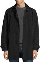 Andrew Marc Car Coat Water-Resistant Jacket, Noir
