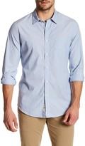 Dockers Slim Fit Ends on Ends Long Sleeve Poplin Shirt