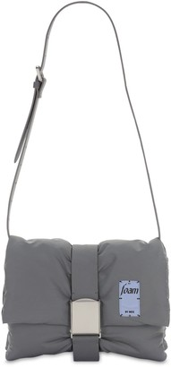 McQ Puffer Nylon Shoulder Bag