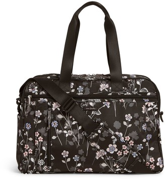 Vera Bradley Lighten Up Weekender Travel Bag