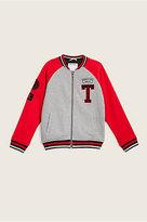 True Religion Letterman Kids Jacket