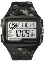 Timex Men's Expedition® Grid Shock Digital Watch - Green camo TW4B029009J