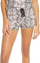 PJ Salvage Animal Print Pajama Shorts