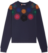 MSGM Embroidered Sweatshirt