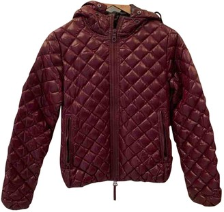 Duvetica Burgundy Coat for Women