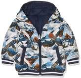 Timberland Baby Boys' Blouson Reversible Jacket