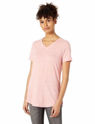 Skechers Women's Blissful V Neck Short Sleeve Tunic Shirt