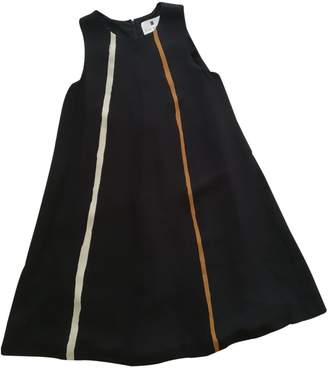 Lisa Perry Black Silk Dress for Women
