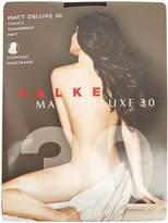 Falke Matt Deluxe 30-denier tights