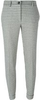 P.A.R.O.S.H. houndstooth trousers