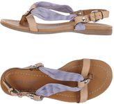 Janet & Janet Toe strap sandals