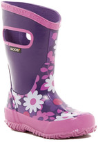Bogs Waterproof Floral Print Rain Boot (Toddler, Little Kid, & Big Kid)