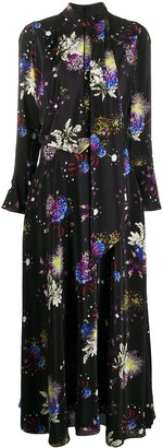 Mary Katrantzou Floral Print Dress