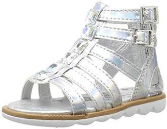 Step & Stride Girls' Renee Gladiator Sandal