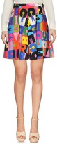 Iceberg Knee length skirts - Item 35317541