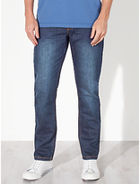 John Lewis Maida Vale Laundered Denim Slim Jeans
