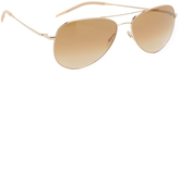 Oliver Peoples Kannon Photochromic Aviator Sunglasses