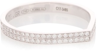 Repossi Antifer 18kt white gold and diamond ring