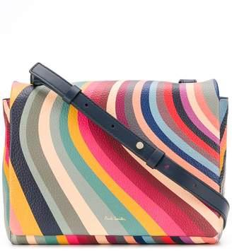 Paul Smith multicolour print shoulder bag
