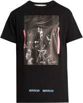 Off-White Caravaggio cotton-jersey T-shirt