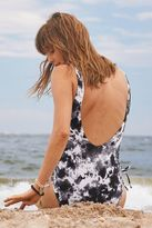 aerie Lace-Up Side One-Piece Swimsuit