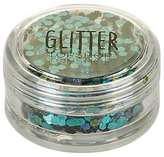 Glitter pot in scarab