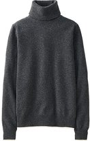 Uniqlo Women Cashmere Turtleneck Sweater