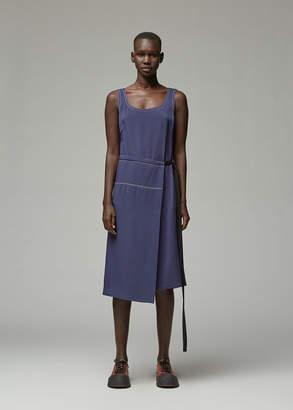 Marni Sleeveless Drawstring Dress
