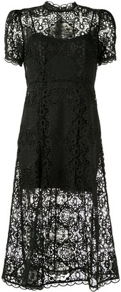 Alice McCall floral lace dress
