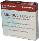 Mineral Fusion Mineral Fusion, Eye Shadow Trio, Density, 0.10 oz (3 g)