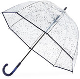 Hunter Constellation Print Moustache Bubble Umbrella
