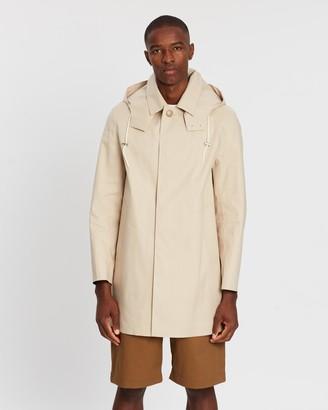 MACKINTOSH Dunoon Hood Coat