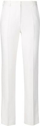 Victoria Beckham Satin Tuxedo Trousers