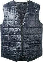 Stutterheim padded vest - men - Nylon/Polyester - S