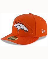 New Era Denver Broncos Sideline Low Profile 59FIFTY Cap