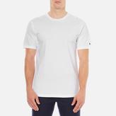 Carhartt Short Sleeve Base Tshirt - White/black