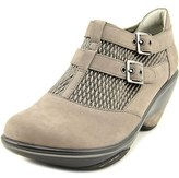Jambu Sylvie Women Round Toe Synthetic Gray Bootie.