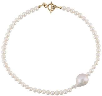 Magda Butrym Jasmine faux-pearl necklace