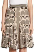 Missoni Wool Flare Skirt