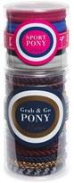 L. Erickson 20-Pack Ponytail Holders
