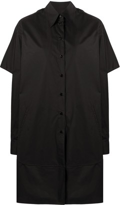 MM6 MAISON MARGIELA Cotton Shirt Dress
