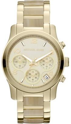 Michael Kors Women's Ladies' Runway Chronograph Watch MK5660