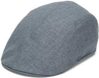 Brunello Cucinelli buckled flat cap