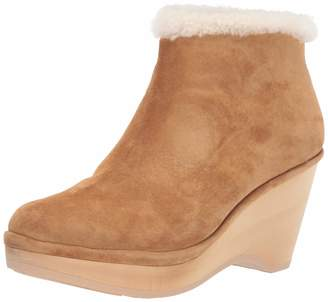 Gentle Souls Women's Skylar Bootie Cozy Ankle Boot