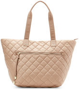 Olivia + Joy Stone Zsa Zsa Quilted Tote