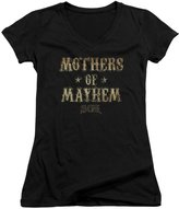 Sons Of Anarchy - Womens Mothers Of Mayhem V-Neck T-Shirt