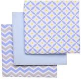 Boppy 3-pk. Print & Solid Receiving Blankets